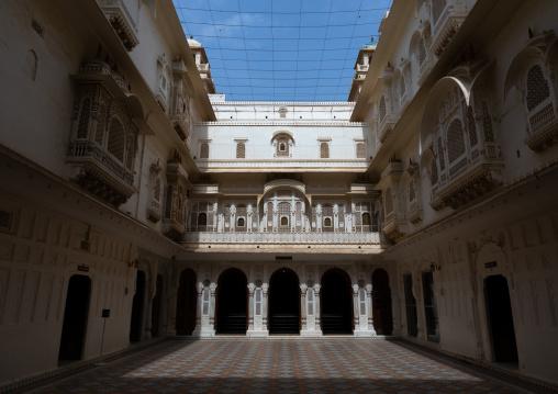 Junagarh fort, Rajasthan, Bikaner, India