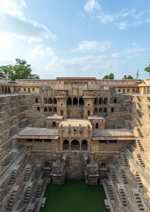 Chand Baori stepwell, Rajasthan, Abhaneri, India