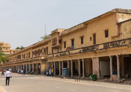 Old historic buildings, Rajasthan, Jaipur, India