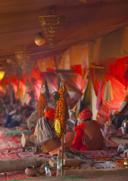 Juna Akhara, Maha Kumbh Mela, Allahabad, India