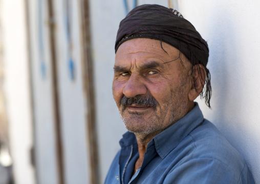 Kurdish Man, Palangan, Iran