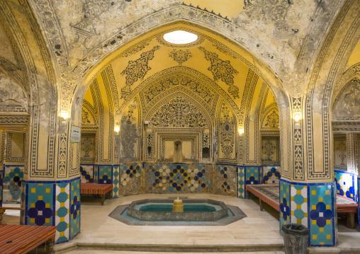 Sultan amir ahmad bathhouse, Isfahan province, Kashan, Iran