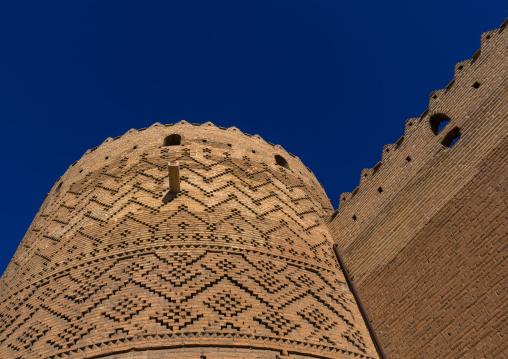 Arg-e Karim Khan Citadel tower, Fars Province, Shiraz, Iran