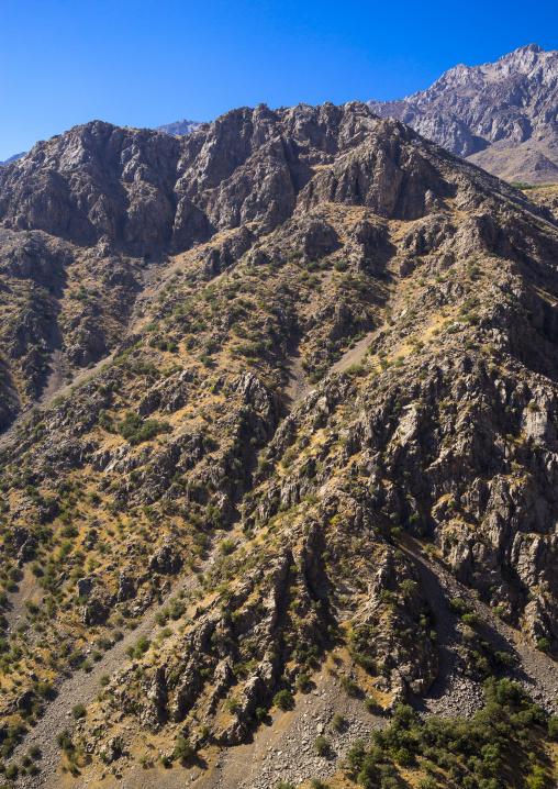 Mountain View, Howraman, Iran