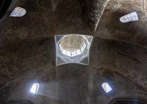 Ceiling In The Old Bazaar, Tabriz, Iran