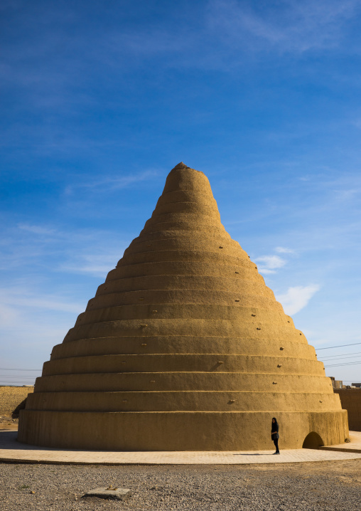 Abarkouh Icehouse With A Conic Shape, Yazd Province, Abarkooh, Iran
