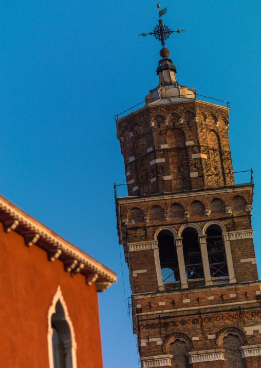 Old church, Veneto Region, Venice, Italy