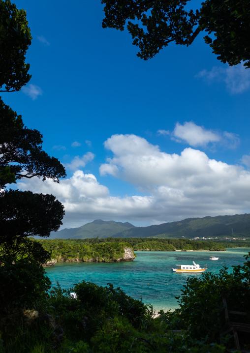 Kabira bay, Yaeyama Islands, Ishigaki-jima, Japan