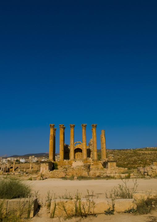 Temple Of Artemis, Jerash, Jordan