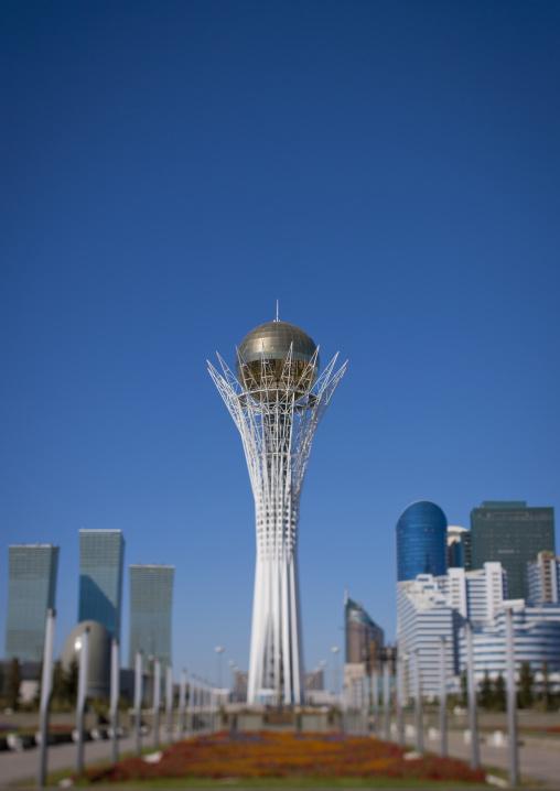 Baiterek Tower, Astana, Kazakhstan