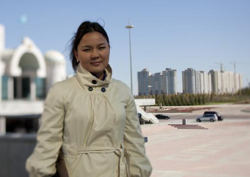 Governement Employee In Astana, Kazakhstan