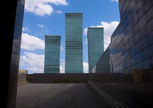 Living Apartments Buildings, Astana, Kazakhstan