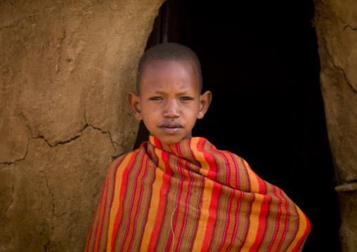 Maasai child, Nakuru county, Nakuru, Kenya
