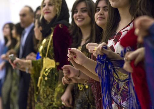 Traditional Kurdish Wedding, Duhok, Kurdistan, Iraq