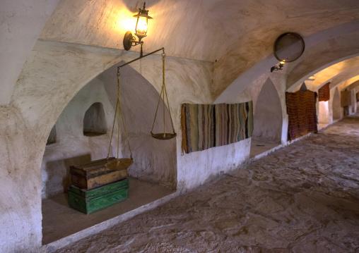 Ottoman Fort Rooms, Koya, Kurdistan, Iraq