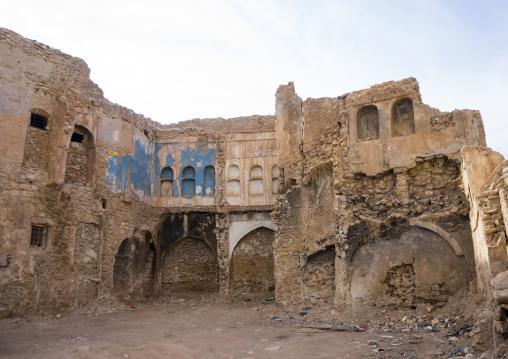 Abandoned Houses, Koya, Kurdistan, Iraq