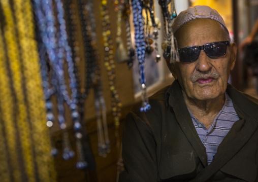 Kurdish Old Man, Koya, Kurdistan, Iraq