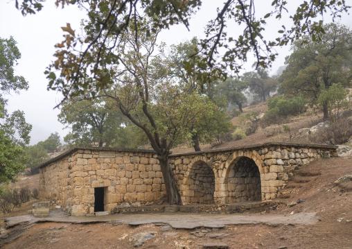 Lalesh Temple, Kurdistan, Iraq