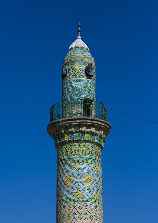 The Citadel Mosque, Erbil, Kurdistan, Iraq