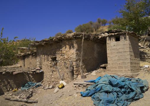 Old Village Of Azaban, Kurdistan, Iraq