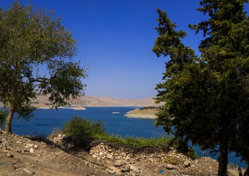 Lake Dukan, Kurdistan Iraq