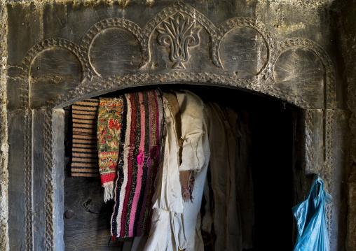 Old Caravanserai Door, Koya, Kurdistan, Iraq