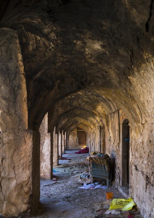 Old Caravanserai Corridor, Koya, Kurdistan, Iraq