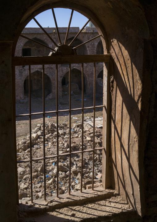 Old Caravanserai Window, Koya, Kurdistan, Iraq
