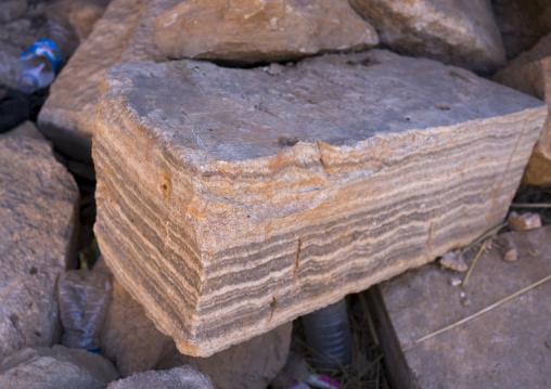 Marble In An Old Caravanserai, Koya, Kurdistan, Iraq