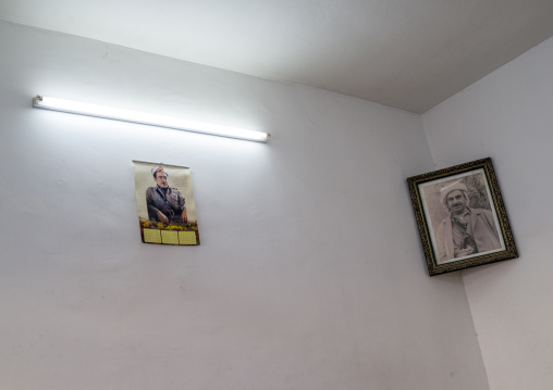 Kurdish Politicians Pictures, Erbil, Kurdistan, Iraq