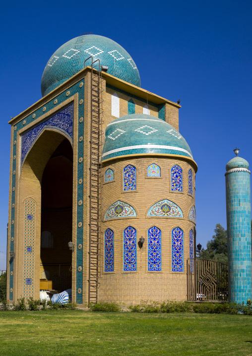 Jalil Khayat Mosque, Erbil, Kurdistan, Iraq