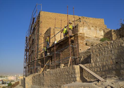 Restoration Of The Citadel, Erbil, Kurdistan, Iraq