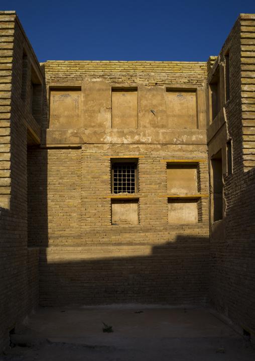 Old Building Inside The Citadel, Erbil, Kurdistan, Iraq