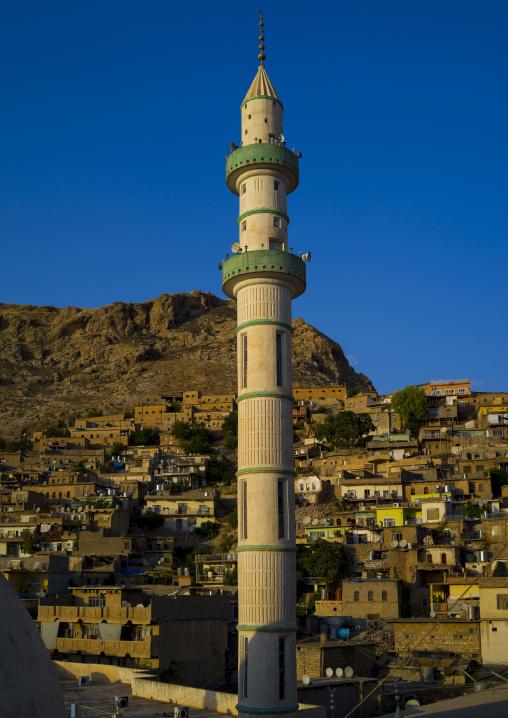 Old Mosque, Akre, Kurdistan, Iraq