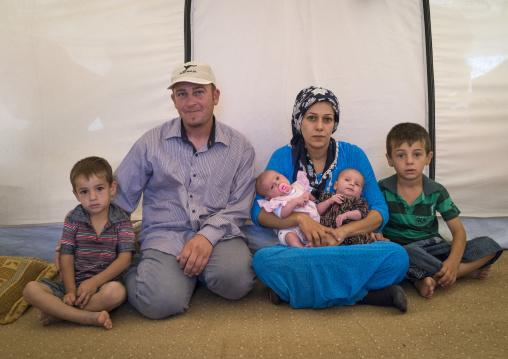 Syrian Refugees, Erbil, Kurdistan, Iraq
