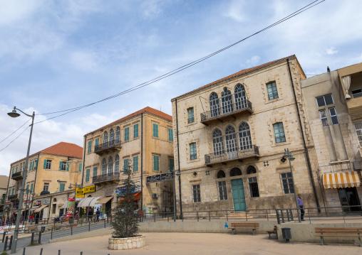 Old historical houses, Beqaa Governorate, Baalbek, Lebanon