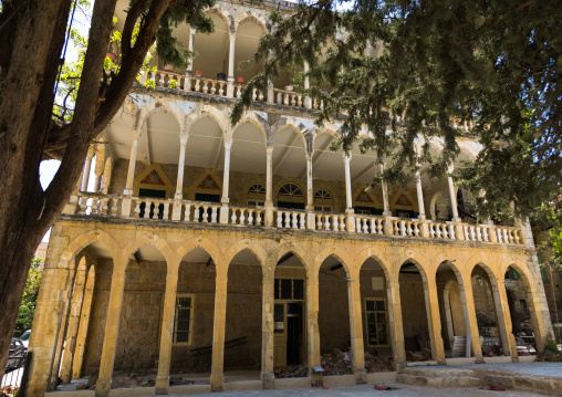 Old traditional building, South Governorate, Jezzine, Lebanon