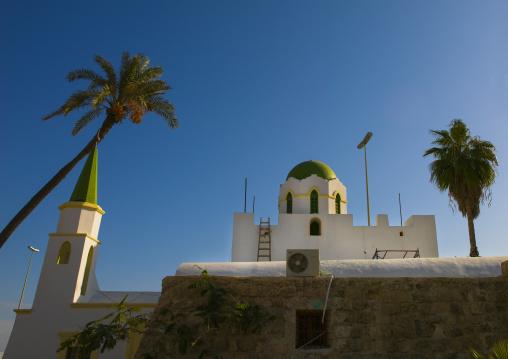 Tomb and masjed of sidi abdulwahab is located in bab bhar area, Tripolitania, Tripoli, Libya