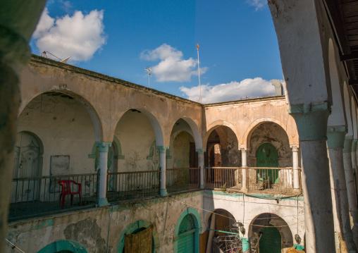 Old caravanserail, Tripolitania, Tripoli, Libya