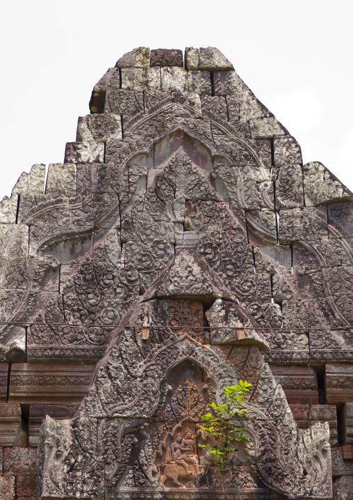 Wat phu khmer temple, Champasak, Laos