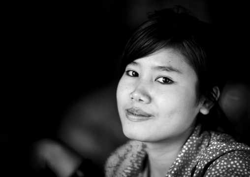 Lao teenager, Pakse, Laos