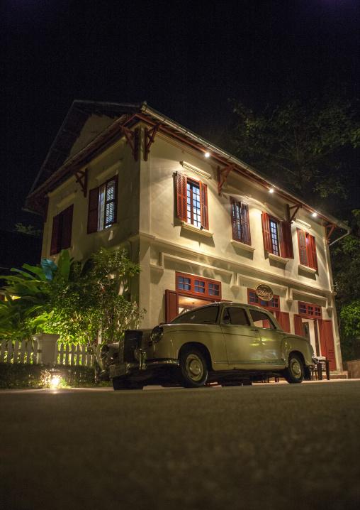 Three nagas hotel, Luang prabang, Laos
