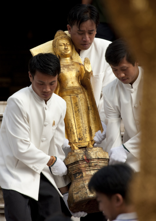 Pimai lao ceremony, Luang prabang, Laos