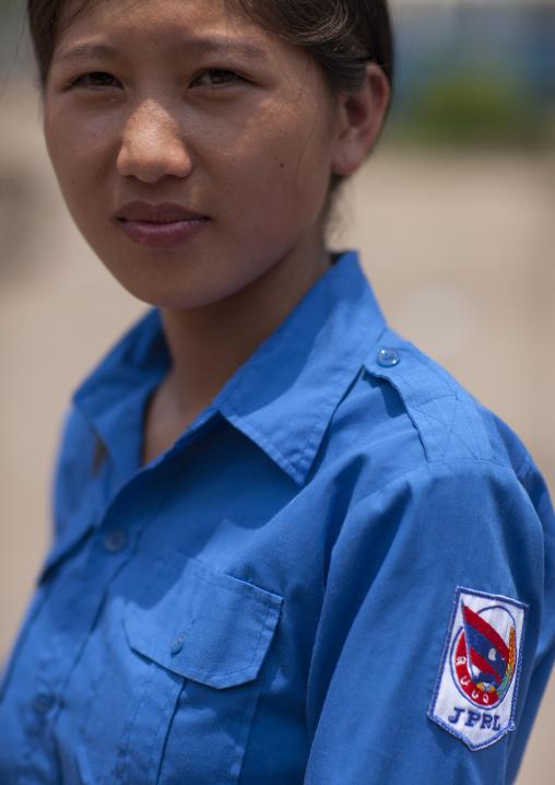 Laotian student, Vientiane, Laos