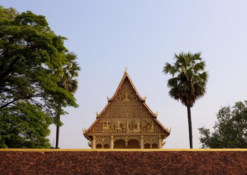Temple, Vientiane, Laos