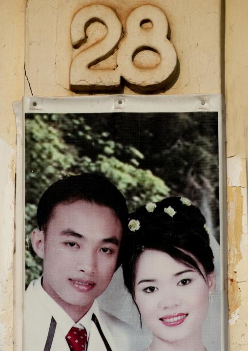 Picture of wedding, Savannakhet, Laos