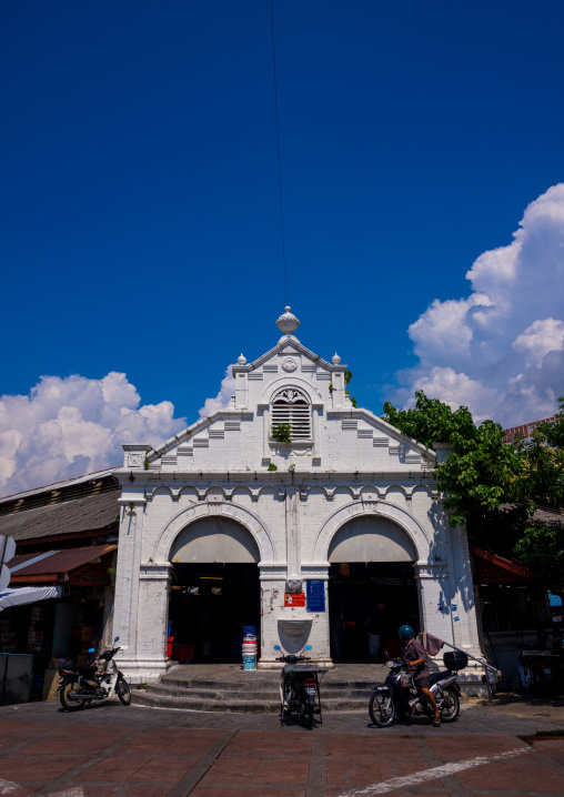 Old Market Building, Penang Island, George Town, Malaysia
