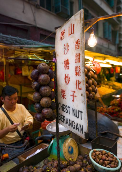 Fruits Market, Malacca, Malaysia