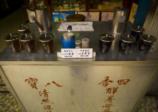 Tea Shop, Malacca, Malaysia