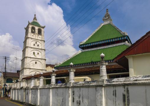 Kampung Kling Mosque, Malacca, Malaysia